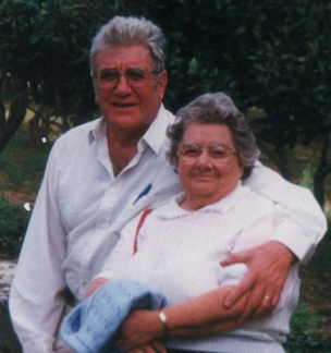 Photo. Colin and Marjorie Binnie