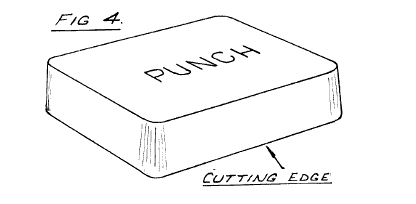 Fig 4. The punch.